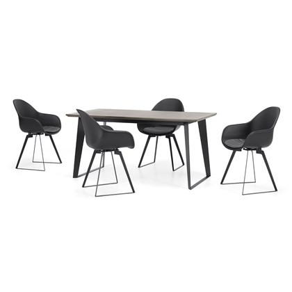 BOONE 4-8 Seat Dining Table