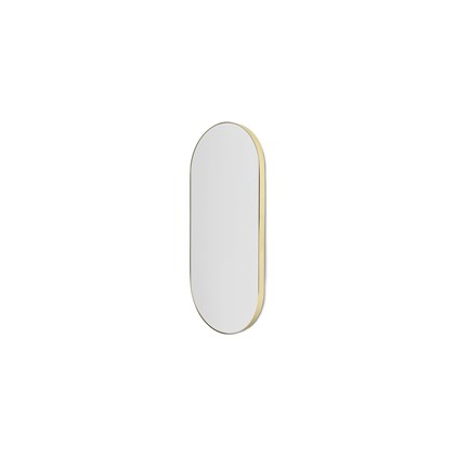 ARLES Rounded Rectangular Wall Mirror 43 x 96cm