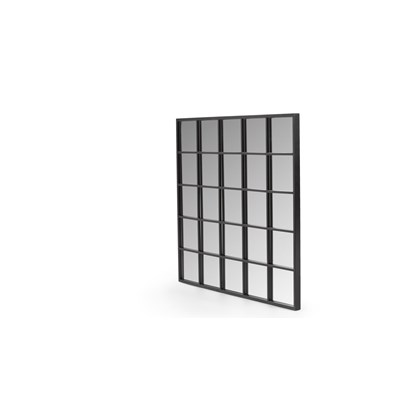 ASPECT Window Pane Wall Mirror 75 x 85cm