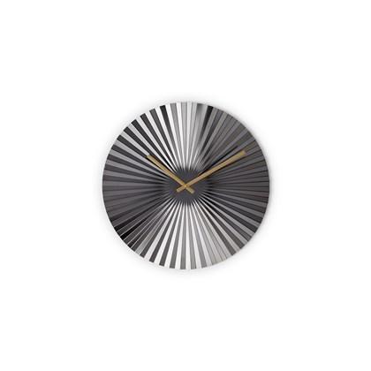 Bushwick Large Statement Fan Wall Clock 50cm