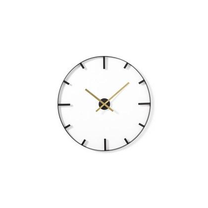Felman Statement Oversized Floating Clock