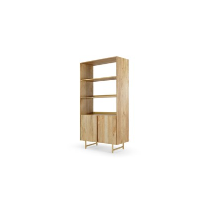 APHRA Bookcase with Cupboard