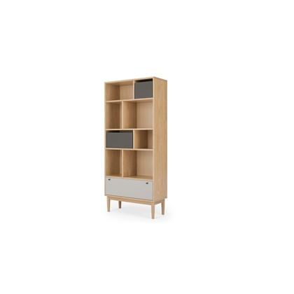 Campton Narrow/Wide Bookcase