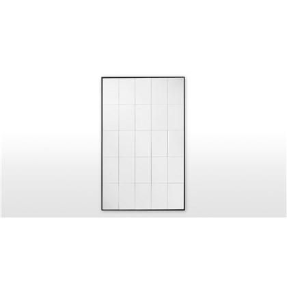 Ludlow Large Industrial Window Pane Leaner Mirror 160 x 100cm