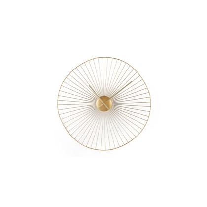 Macon Large Decorative Wire Clock 60cm