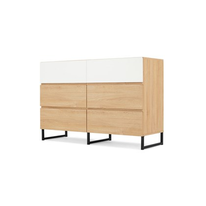 HOPKINS Wide Chest Of Drawers