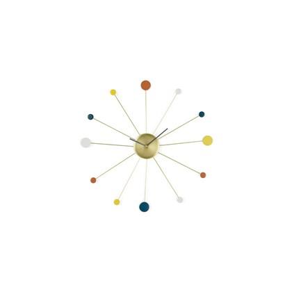 Sputnik Large Wall Clock 50cm