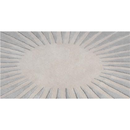 Vaserely Round Wool Rug 200cm