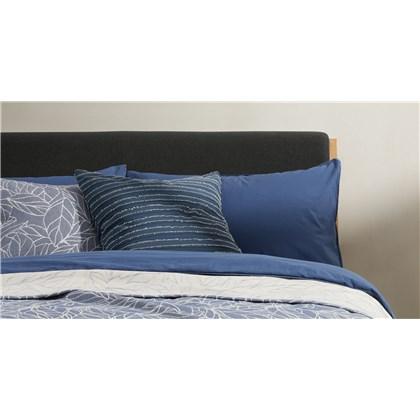 Vian Cotton Bed Cushion 50 x 50cm