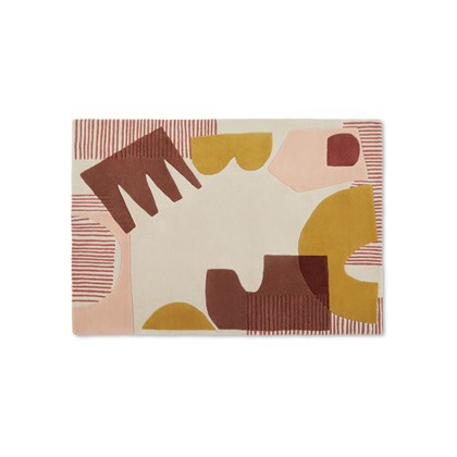 Zola Wool Tufted Rug Large 160x230cm